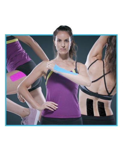 Kinesiology Sports Roll Tape