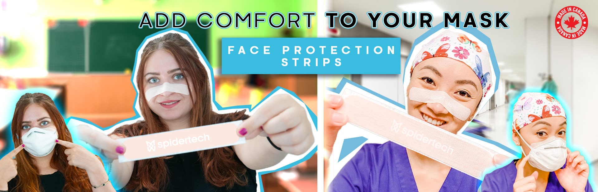 face protection strips