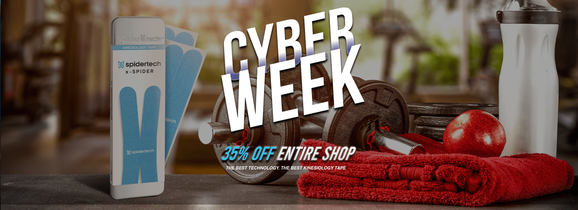 Cyber Monday. Get 35% off entire store.