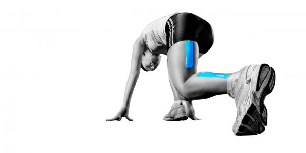 How Kinesiology Tape Benefits Runners