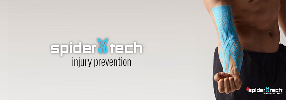Spider Tech Injury Knee Protection