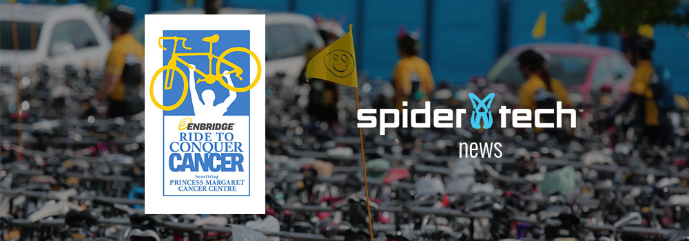 Enbridge Ride Conquer - SpiderTech
