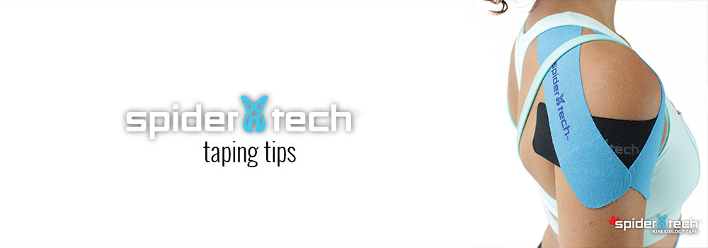 Spider Tech Winter Taping Tips