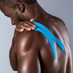 Kinesiology Tape for Sports Injuries